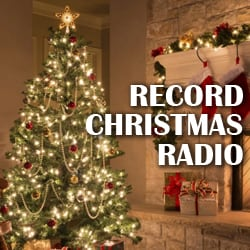 Радио Record Christmas Radio