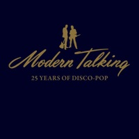 modern talking - riding on a white swan