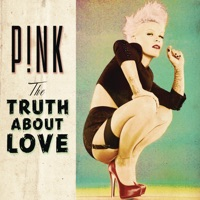 pink - but we lost it
