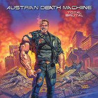 austrian death machine - come on, do it, do it, come on, come on, kill me, do it now