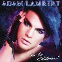 adam lambert - whataya want from me (+id)