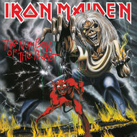 iron maiden - i can't see my feeling