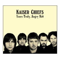 kaiser chiefs - flowers in the rain (the move cover)