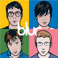 blur - death of a party