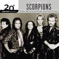 scorpions - only a man