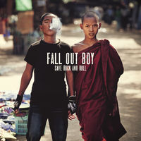 fall out boy - city in a garden