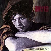 simply red - never, never love